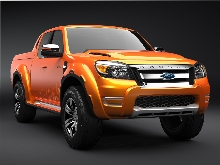 Ford Ranger Max Concept