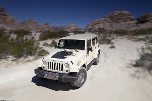 Jeep® Broadens Wrangler Lineup with New 'Mojave' Special-edition Model