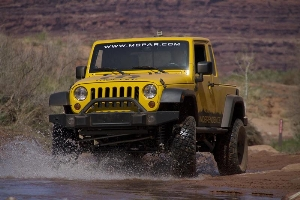 Mopar Answers Call for Jeep Wrangler Unlimited Pickup Truck