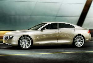 A luxury Volvo for China and the world : The Volvo Concept Universe