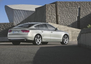 Beauty, power and efficiency – the new Audi A5