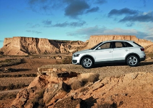 The Audi Q3 – a premium SUV in compact form