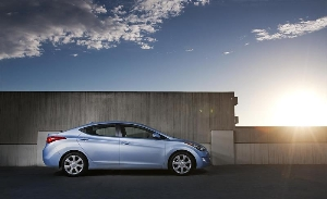 THE 2012 HYUNDAI ELANTRA GETS EVEN BETTER