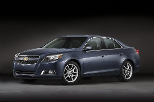 Malibu ECO Most Fuel-Efficient Chevrolet Midsize Ever Delivers the fuel economy of a compact car in a midsize sedan