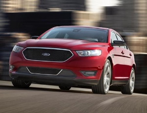 Sportiest Ford Taurus SHO So Far Gets New, Enhanced Dynamics, Bigger Brakes and Performance-Inspired Design