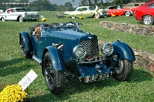 Aston Martin Ulster Team Car