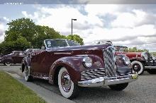 Packard 180 Darrin
