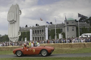 The Ferrari 375 MM
