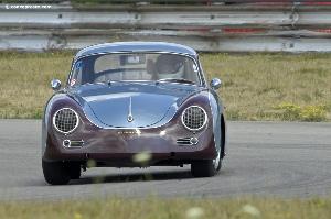 The 1957 Porsche 356A
