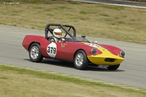The Elva Courier MKI