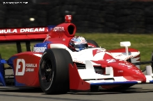 Dallara Andretti Green Racing Indycar