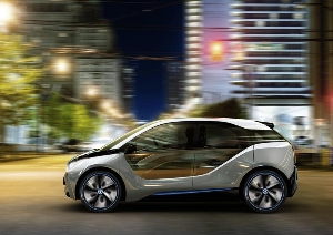 BMW i3 Concept – dynamic, compact, emission-free
