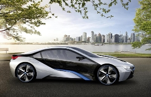 BMW i8 Concept – emotional, dynamic and efficient