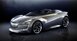 The Chevrolet Miray Concept