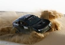 Mitsubishi Racing Lancer Debut