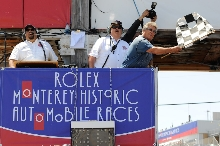 Current F1 Driver Timo Clock wins Toyota Race of Legends at 35th Rolex Monterey Historic Automobile Races