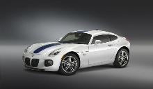Pontiac Solstice GXP Coupe Concept