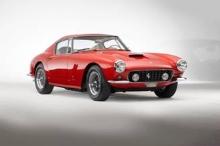 $4.5 Million Ferrari 250 GT sold at RM Auctions