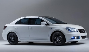 SUZUKI REVEALS KIZASHI ECOCHARGE CONCEPT AT 2011 NEW YORK INTERNATIONAL AUTO SHOW