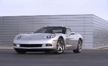 Chevrolet Corvette Desktop Wallpaper