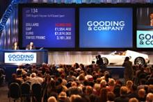 Gooding & Company $64.2 Million Auction at Pebble Beach