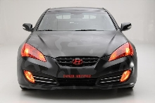 Hyundai Genesis Street Concepts