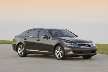 2009 Lexus LS 600h L Pebble Beach Edition