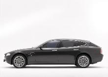 Maserati Quattroporte Bellagio Fastback