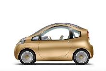 Nissan Nuvu EV Concept