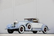 Epic Collection of Vintage Automobiles and Memorabilia Exemplifies Classic Era of Hollywood Style