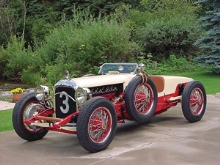 Exceptional 1917 Packard 2-25 Twin Six Runabout Race Car brings pre-war racing history to Worldwide Auctioneers third annual Hilton Head Sale.