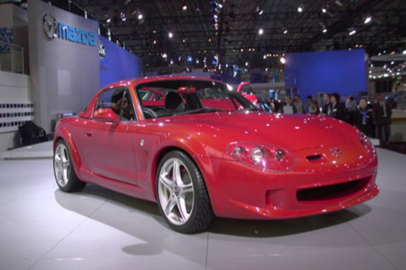 2001 Mazda MX-5 MPS pictures and wallpaper