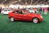 2002 Mercedes-Benz C230 image.