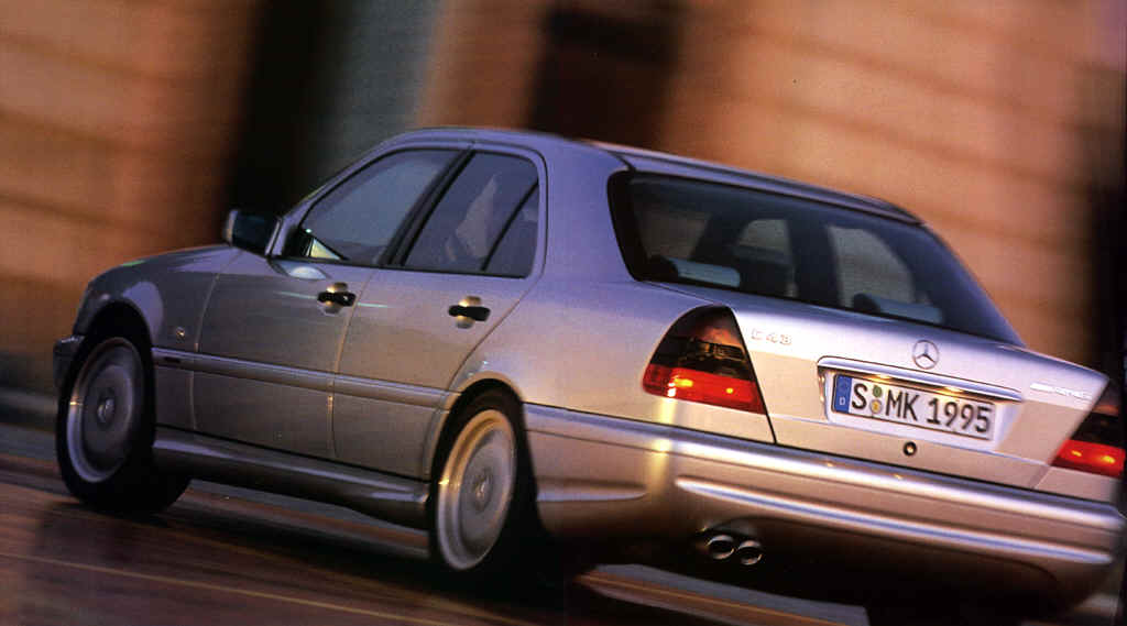 Auction results and data for 1998 mercedes benz c43 for 1998 mercedes benz c43 amg for sale