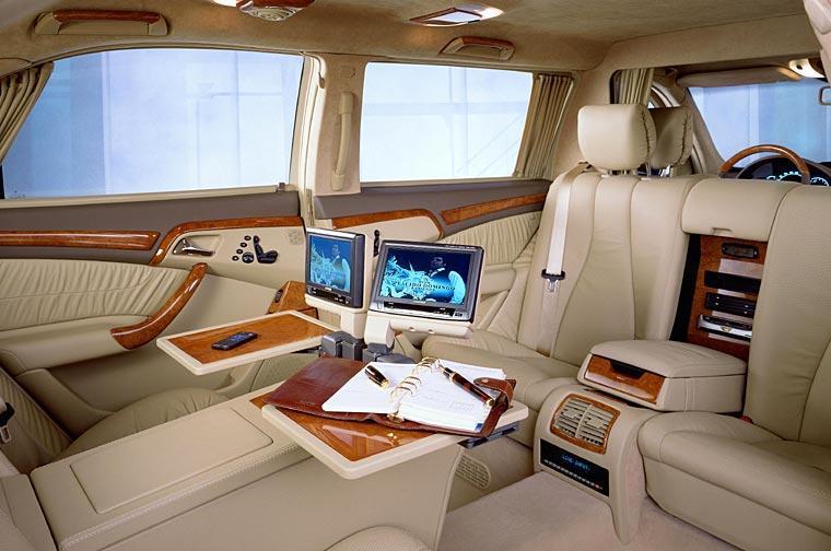 2000 mercedes benz s 600 pullman image. Black Bedroom Furniture Sets. Home Design Ideas