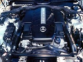 2001 Mercedes-Benz CL500 pictures and wallpaper