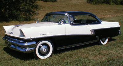 1956 Mercury Monterey Pictures History Value Research