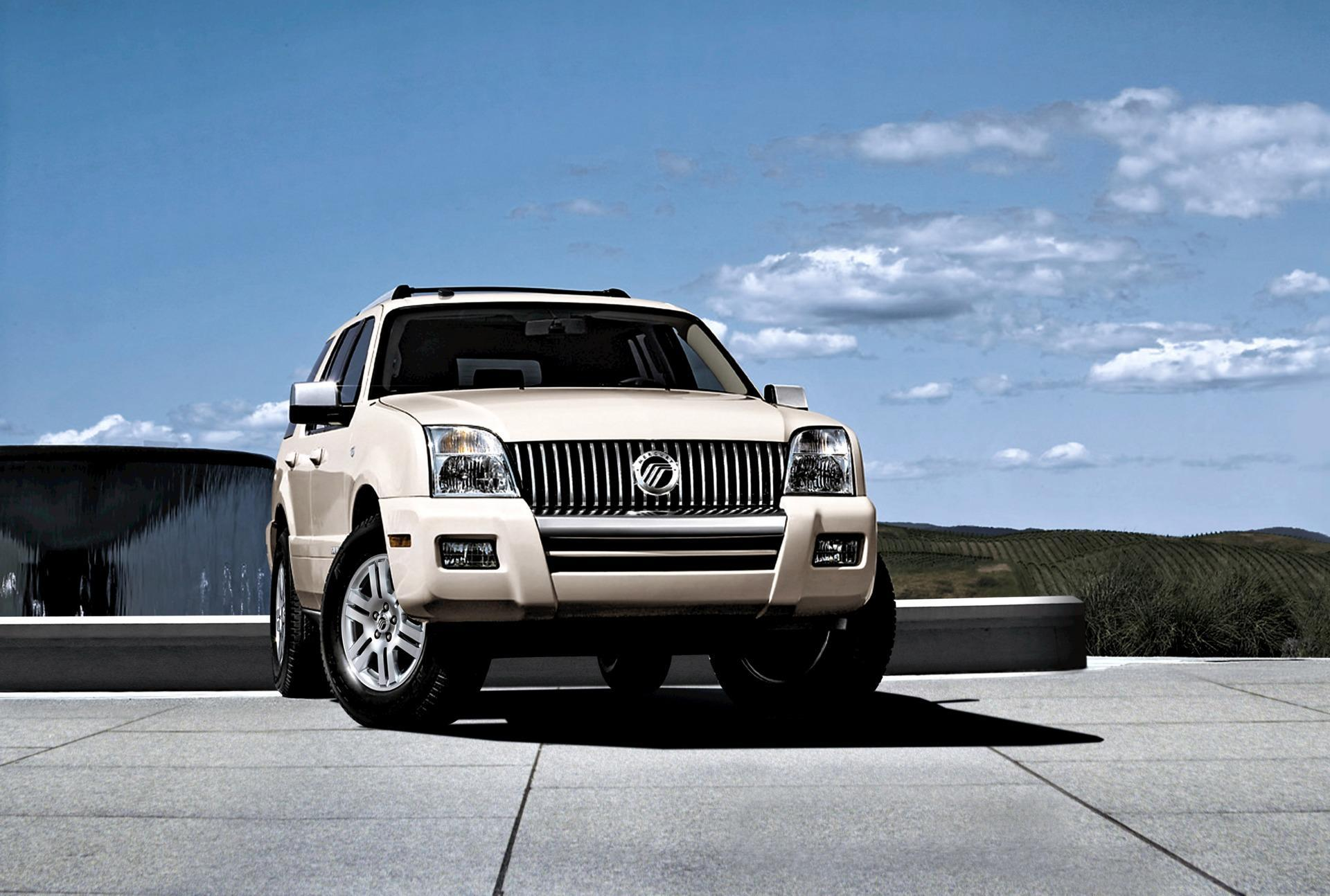 Mercury Mountaineer Image