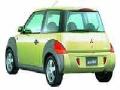 2001 Mitsubishi SUW Concept image.