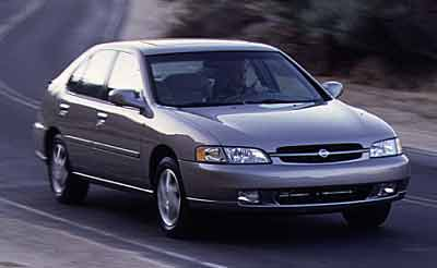 1999 Nissan Altima Pictures History Value Research News