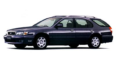 1994 Nissan Cefiro Wagon Conceptcarz Com