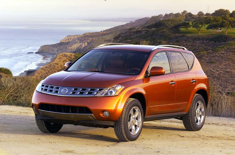 2003 nissan murano images photo nissan murano 03. Black Bedroom Furniture Sets. Home Design Ideas