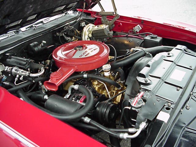 Image result for 1969 olds 350 engine