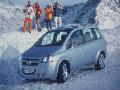 2000 Opel Zafira Snowtrekker pictures and wallpaper
