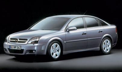 2003 Opel Vectra pictures and wallpaper