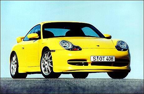 2000 Porsche 911 GT3 Image