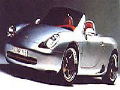 1993 Porsche Boxster pictures and wallpaper