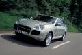 2003-Porsche--Cayenne Vehicle Information