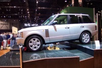 2002 Land Rover Range Rover HSE image.