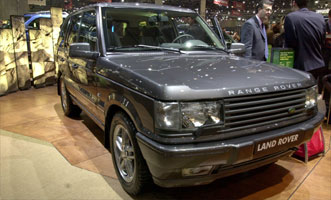 2001 Land Rover Range Rover Westminster pictures and wallpaper